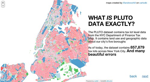 Nyc Map It.Notes From The Field Betanyc S Pluto Hacknights Code For America