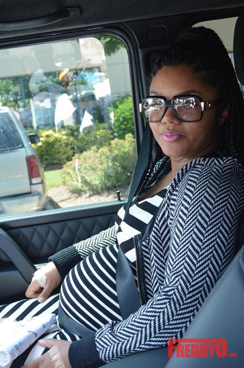Rasheeda-Kirk-Frost-Leave-Hospital-with-Baby-Karter-6