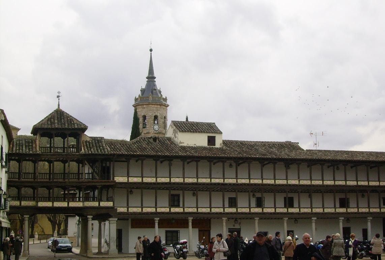 7. Plaza Mayor de Tembleque. Autor, Vulcano