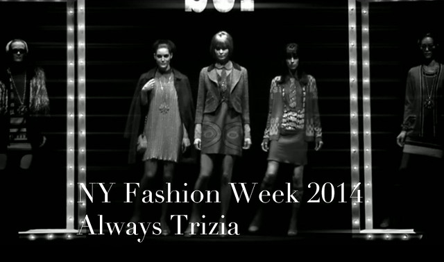 NY Fashion Week 2014 Always Trizia006