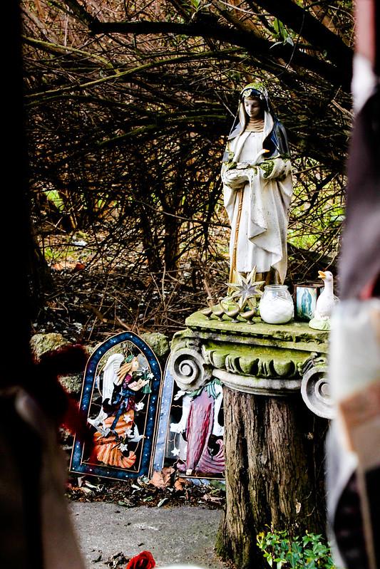 Cross Bones Graveyard de Londres
