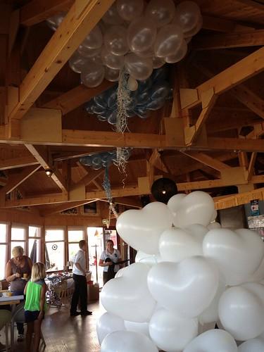Heliumballonnen Brooklyn Beach Domburg