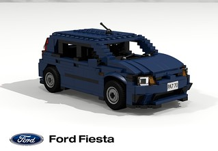 Ford Fiesta LX 5-Door Hatch