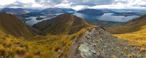 panorama montagne rando nouvellezélande olympuse510 ilobsterit julienvidal