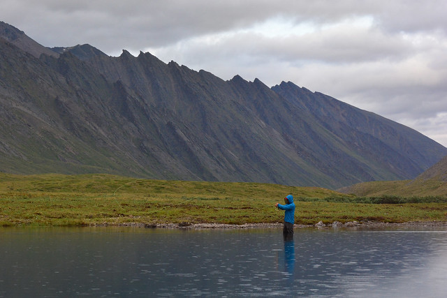 fishing in thunder valley  gates of the arctic national pa u2026
