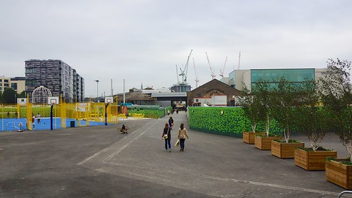 Sustainably London - Kings Cross 31030