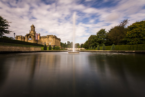 Cartwright Hall, Bradford.