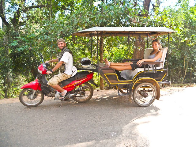Meet the Nomads - Mark and Steffy of Born 2 Travel