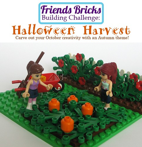 FriendsBricks Building Challenge: Halloween Harvest by FriendsBricks