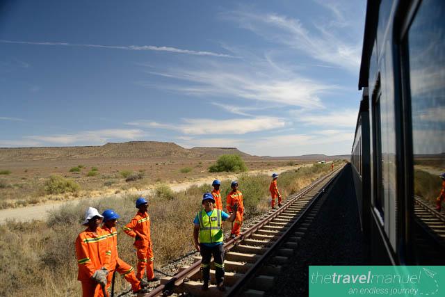 Rovos Rail through the Karoo