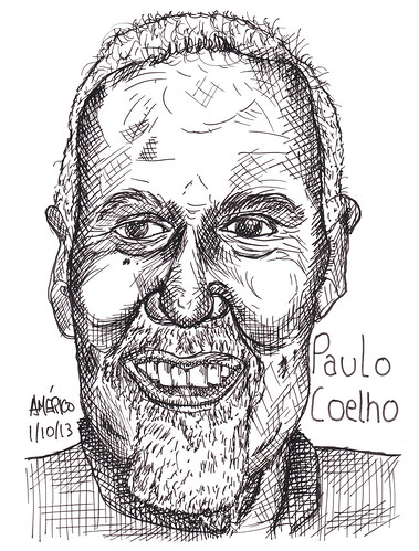 (64) Paulo Coelho, Brazilian lyricist and novelist by americoneves