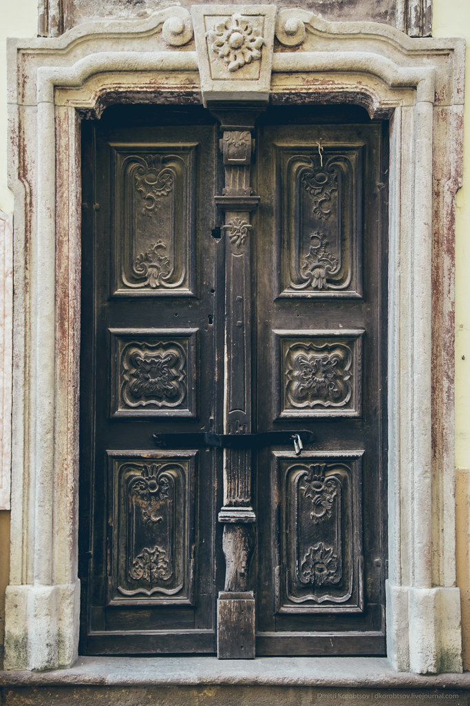 Door in Szentendre, Hungary