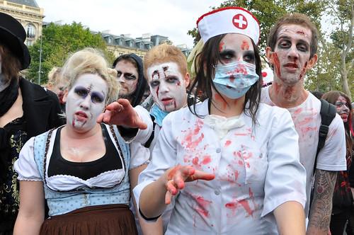 Zombie Walk #1