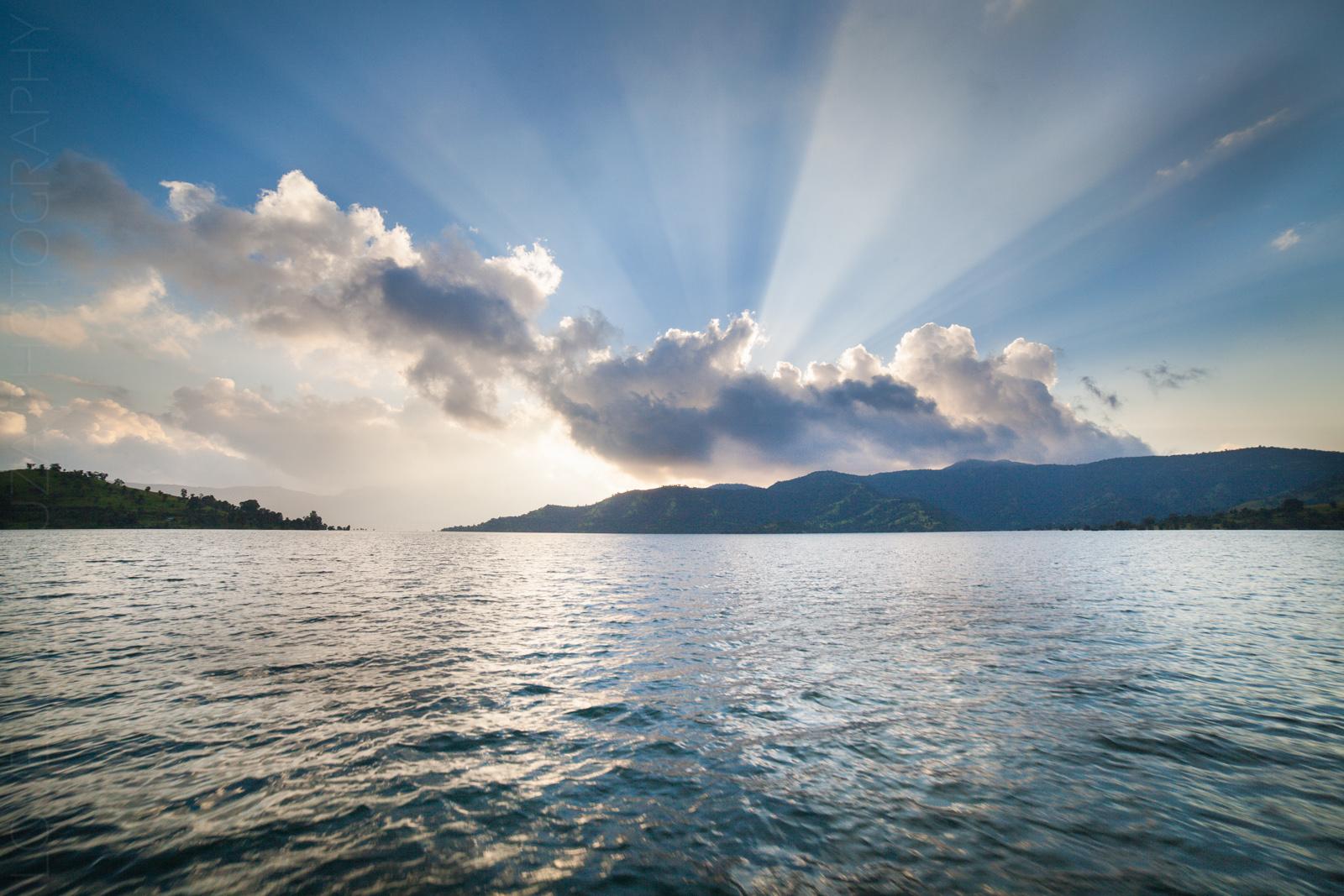 God light at Bamnoli