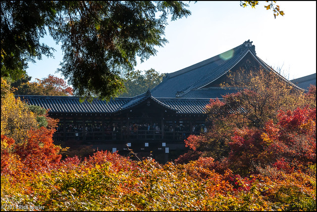 Tsutenkyo Bridge, Tofukuji Temple