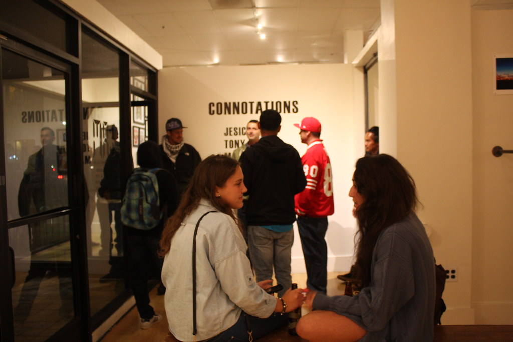 Connotations Opening!