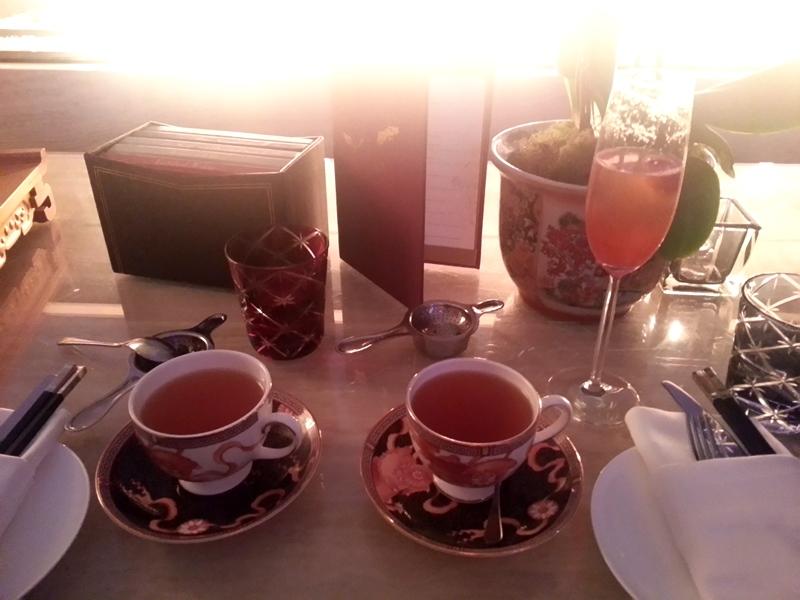 Shangri-La Toronto tea