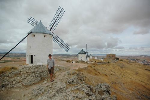 Windmills! Spain