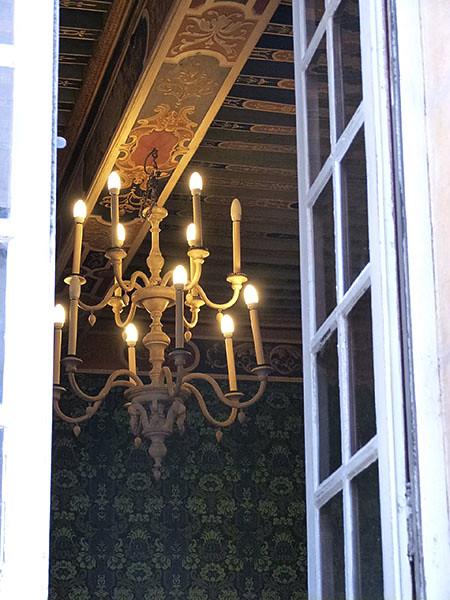 beau lustre, Dijon