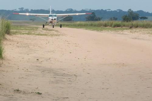 landing in KatakoKombe