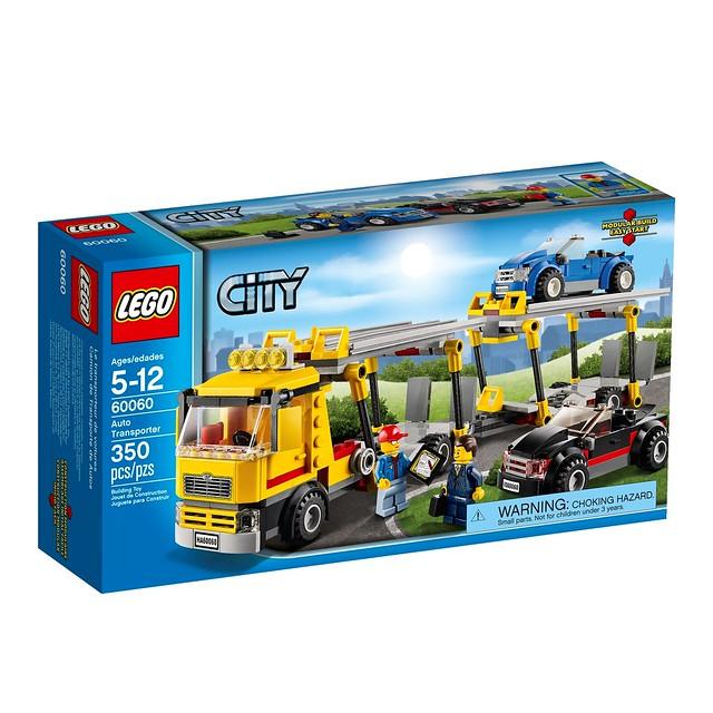 LEGO City 60060 - Auto Transporter