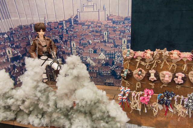 Shingeki no BJD/Attack on BJD display!