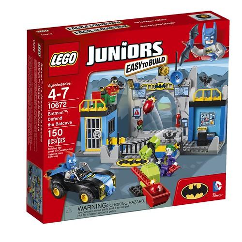LEGO Juniors 10672