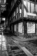 Shambles & Little Shambles Part Two - York, North Yorkshire, England.