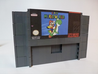 LEGO Super Nintendo game