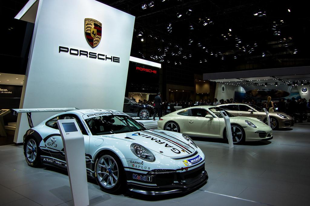 Tokyo MotorShow 2013 Porsche