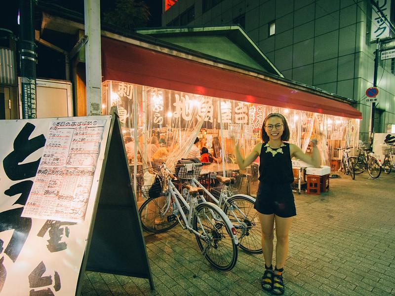 大阪漫遊 【單車地圖】<br>大阪旅遊單車遊記 大阪旅遊單車遊記 11003219455 8d3999ec42 c