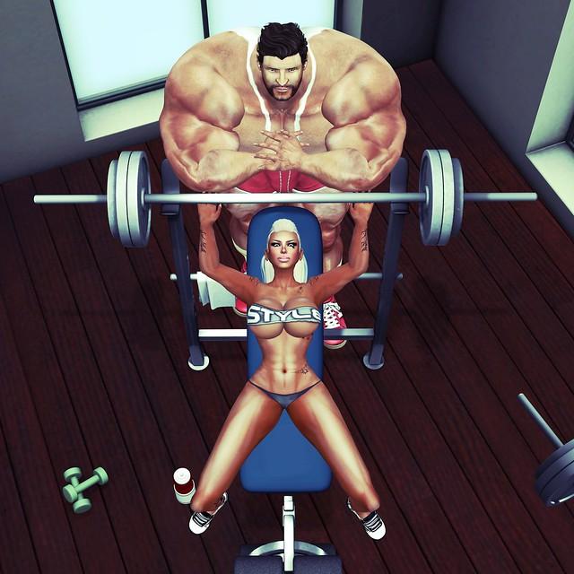 Sid fitness reborn