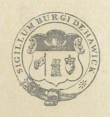 Image taken from page 5 of 'Hawick Common-Riding ... With appendix containing Drumlanrig's Charter'