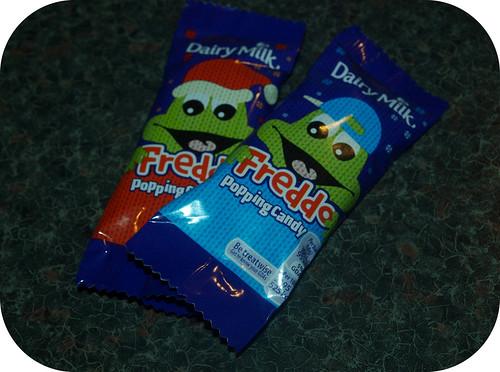 Cadburys Freddo Popping Candy