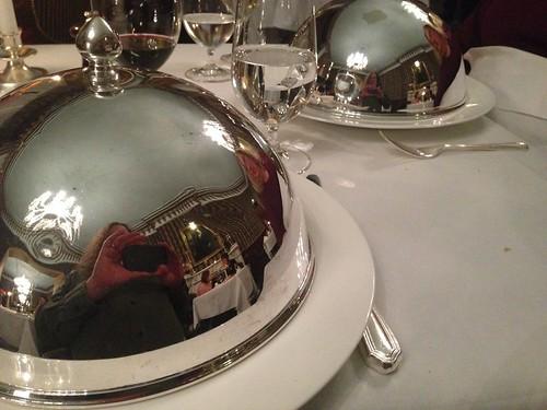 Silver domes