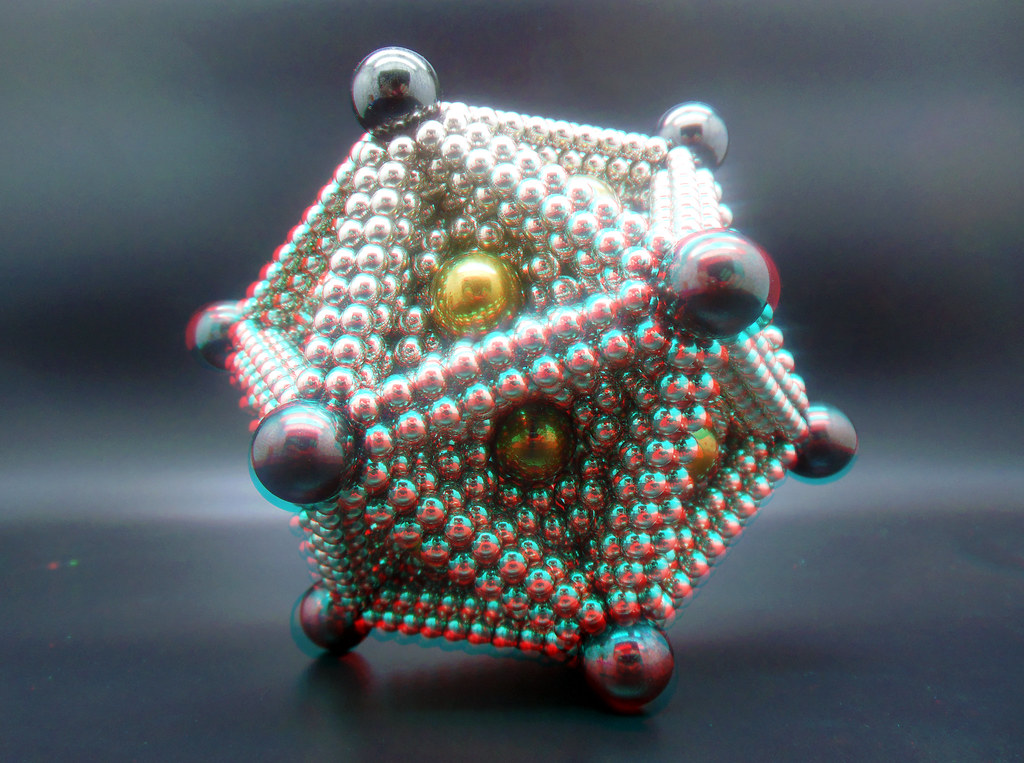 Enhanced-Caged-Icosahedron-3-in-3D