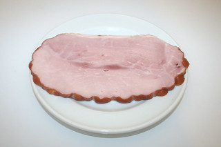 05 - Zutat Kochschinken / Ingredient ham