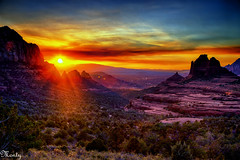 Scenes of Sedona, Arizona