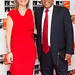 Yvette Alberdingk Thijm and Dr. Mo Ibrahim at the Focus for Change Benefit 2013
