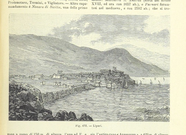 Image taken from page 587 of 'La Terra, trattato popolare di geografia universale per G. Marinelli ed altri scienziati italiani, etc. [With illustrations and maps.]'