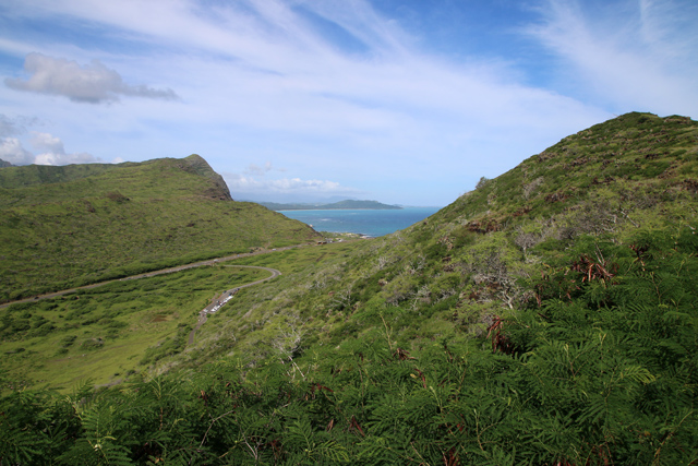 Makapu'u lighthouse hike