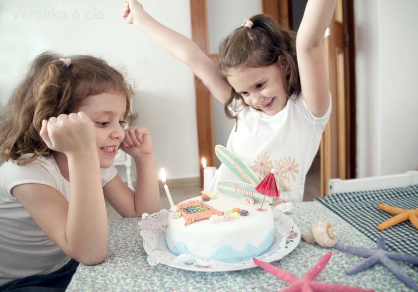 Festejando el doble cumpleaños!!