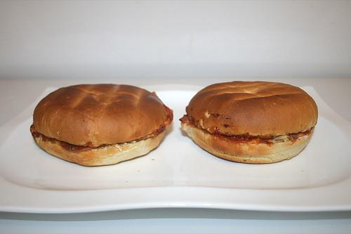 07 - Dr. Oetker Pizzaburger Speciale - Zusammengeklappt