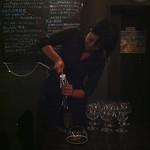 ベルギービール大好き!!ブラック・ダムネーション Black Damnation @ベル・オーブ 六本木店