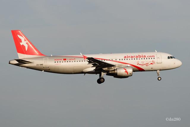 Air Arabia Maroc  A320-214