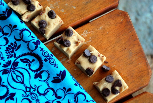 Holiday Cookie Countdown: Cookie Dough Fudge