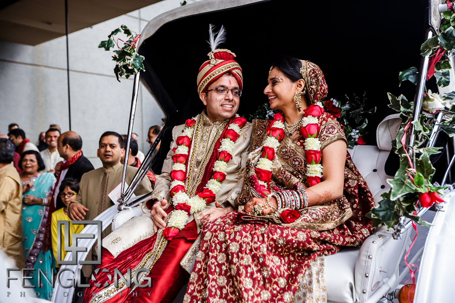Atlanta Hindu Indian Wedding at Westin Perimeter