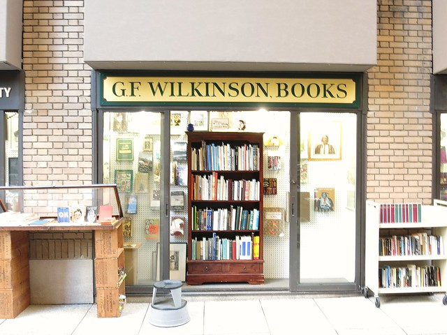 Wilkinson Books Front