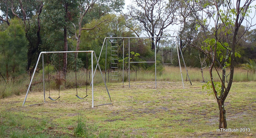 Old Playground, Hopelands School