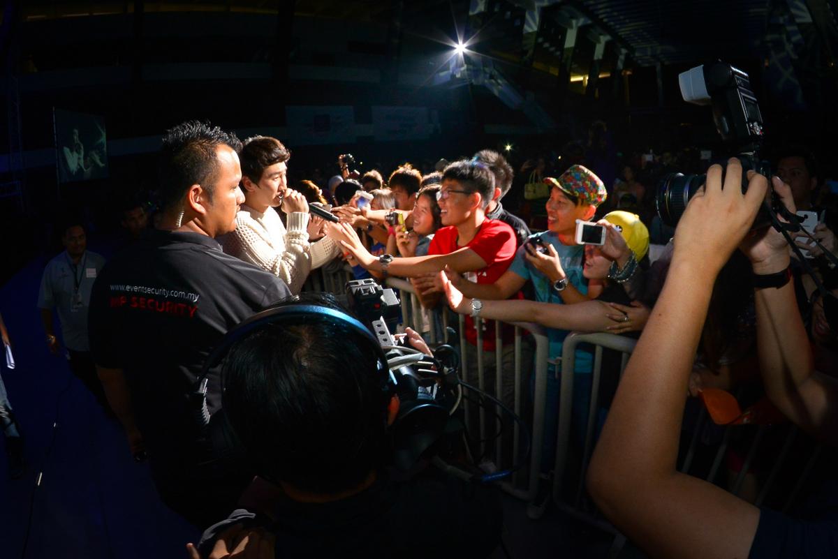 Lee Kwang Soo Fan Meeting in Malaysia - TianChad-5787